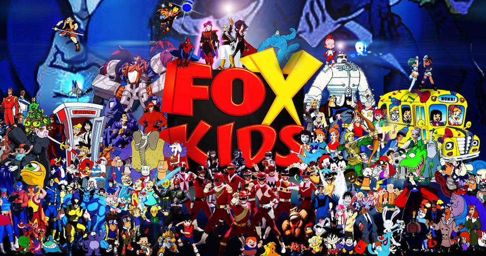 fox kids historia
