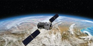 novo satelite sky data