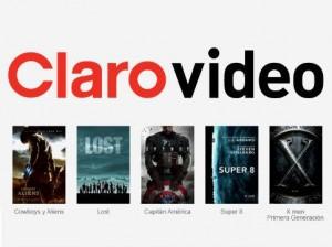novidades claro video