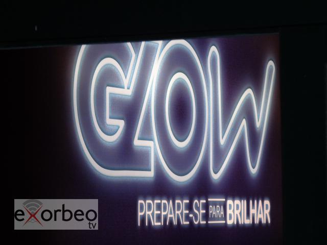 Misteriosa novidade chamada Glow na Globosat