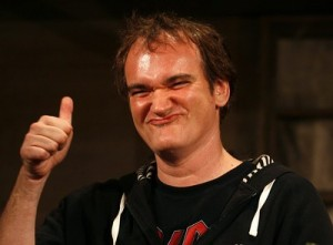 Quentin Tarantino NO JAPÃO