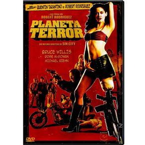 Planeta Terror é um dos melhores filmes Trash de Tarantino
