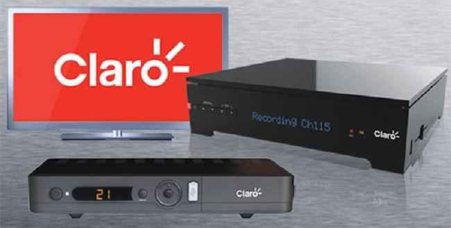 novos receptores claro-tv-hd