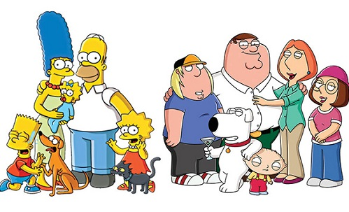 Episodio Simpsons-e Family-Guy juntos