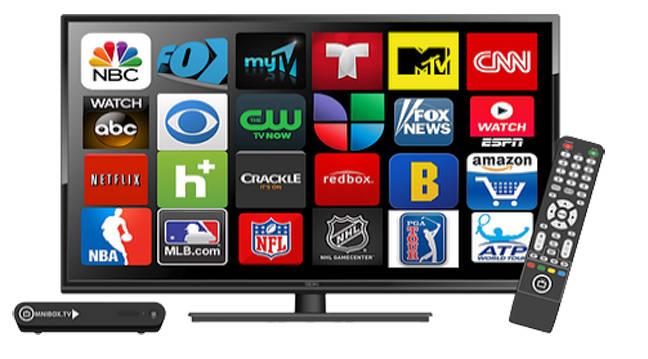 Hoje as Smart TVs conseguem reproduzir os canais de uma IPTV sem necessidade de nenhum receptor!