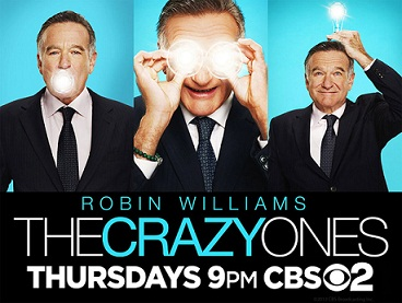 the-crazy-ones na fox quando