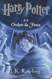 harry potter e a ordem da feniz