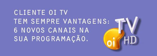 novos canais hd oi tv