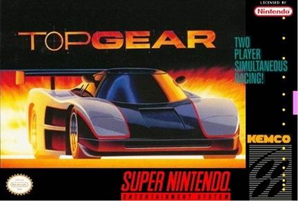 top gear snes