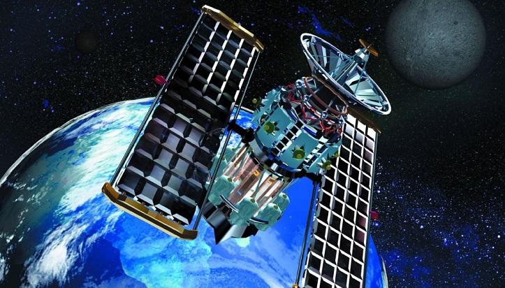 novos satélites
