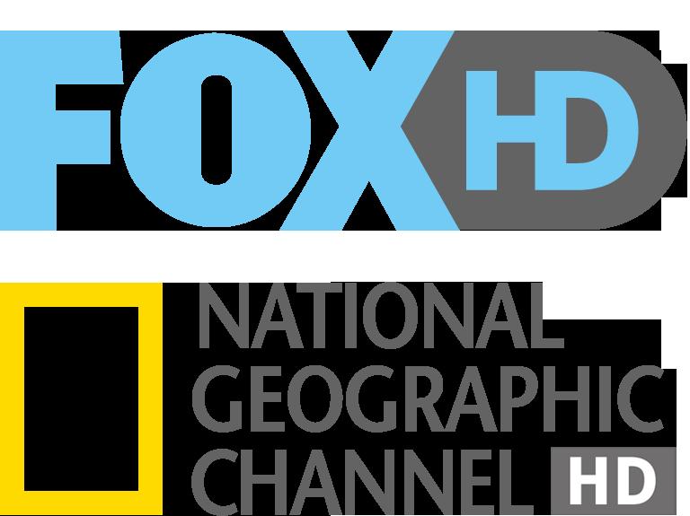 Fox HD e NatGeo HD