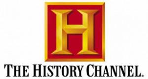 logo antigo history channel