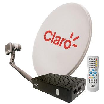 claro tv livre
