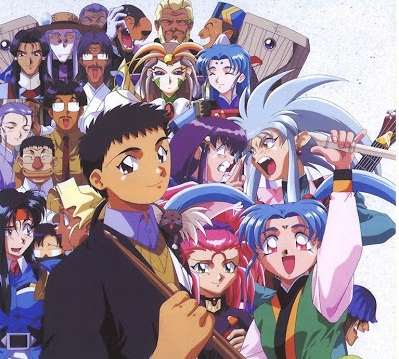 tenchi muyo na tv