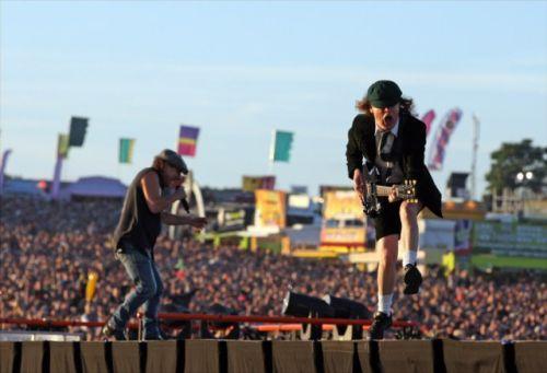 AC/DC Donington Download Festival 2010