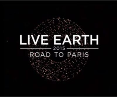 "Multishow vai transmitir o ""Live Earth 2015″"