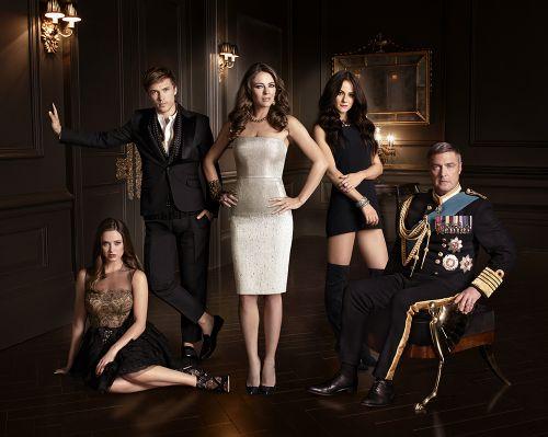 """Canal E! estreia a série """"The Royals"""""""