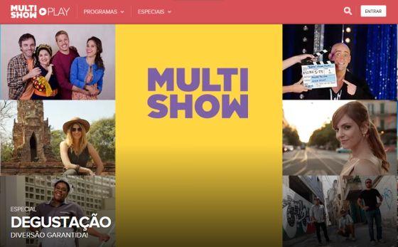 Conteúdos do Multishow, Bis e Canal Off disponíveis para degustação no Globosat Play