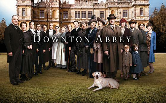 "+Globosat estreia a série ""Downton Abbey"""