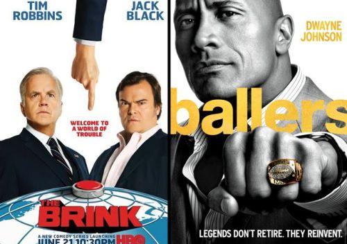 HBO estreia séries protagonizadas por Jack Black e Dwayne Johnson