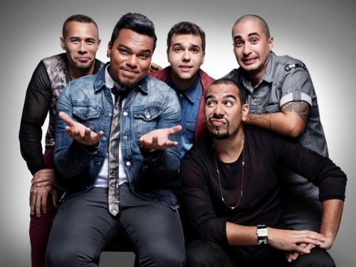 Multishow transmite show do Sorriso Maroto ao vivo