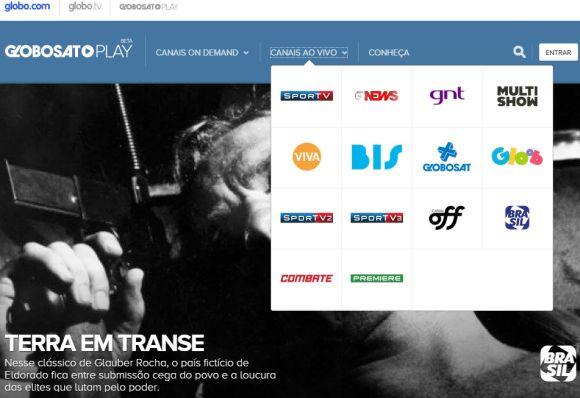 """O Globosat Play, serviço de vídeos on demand da Globosat, adicionou o sinal ao vivo de mais cinco canais da programadora na plataforma online, uma boa notícia para quem gosta de assistir TV pela internet, seja no computador, tablet ou smartphone.  sinal-ao-vivo-de-novos-canais-no-globosat-play  A partir da próxima sexta-feira, 19 de junho, os assinantes das operadoras parceiras do serviço, que possuem ao menos um canal Globosat em seu pacote, já poderão assistir online, ao vivo, os canais GNT, +Globosat, Multishow, Bis e Gloob.  Anteriormente, outros canais já haviam disponibilizado o sinal em tempo real na plataforma de TV everywhere da Globosat: SporTV, SporTV 2, SporTV 3, Viva, Canal Brasil, Premiere, Combate, Canal Off e GloboNews.  Conteúdos do Multishow, Bis e Canal Off disponíveis para degustação no Globosat Play  Além do sinal ao vivo dessas emissoras, o Globosat Play também permite conferir milhares de conteúdos disponibilizados pelos canais Globosat, como filmes, desenhos animados, seriados, documentários e shows musicais, entre outros tipos de atrações, que você pode assistir quantas vezes quiser e em qualquer horário, sem custo adicional.  Para assistir TV online pelo Globosat Play basta acessar o site www.globosatplay.com.br, clicar na opção """"Canais ao vivo"""" e escolher a emissora desejada, além de informar login e senha cadastrados junto à sua operadora."""