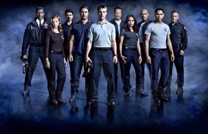 "Maratona da terceira temporada de ""Chicago Fire"" no Canal Universal"