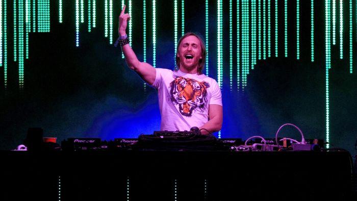 Multishow exibe show ao vivo de David Guetta - eXorbeo