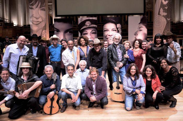TV Cultura exibe tributo a Inezita Barroso