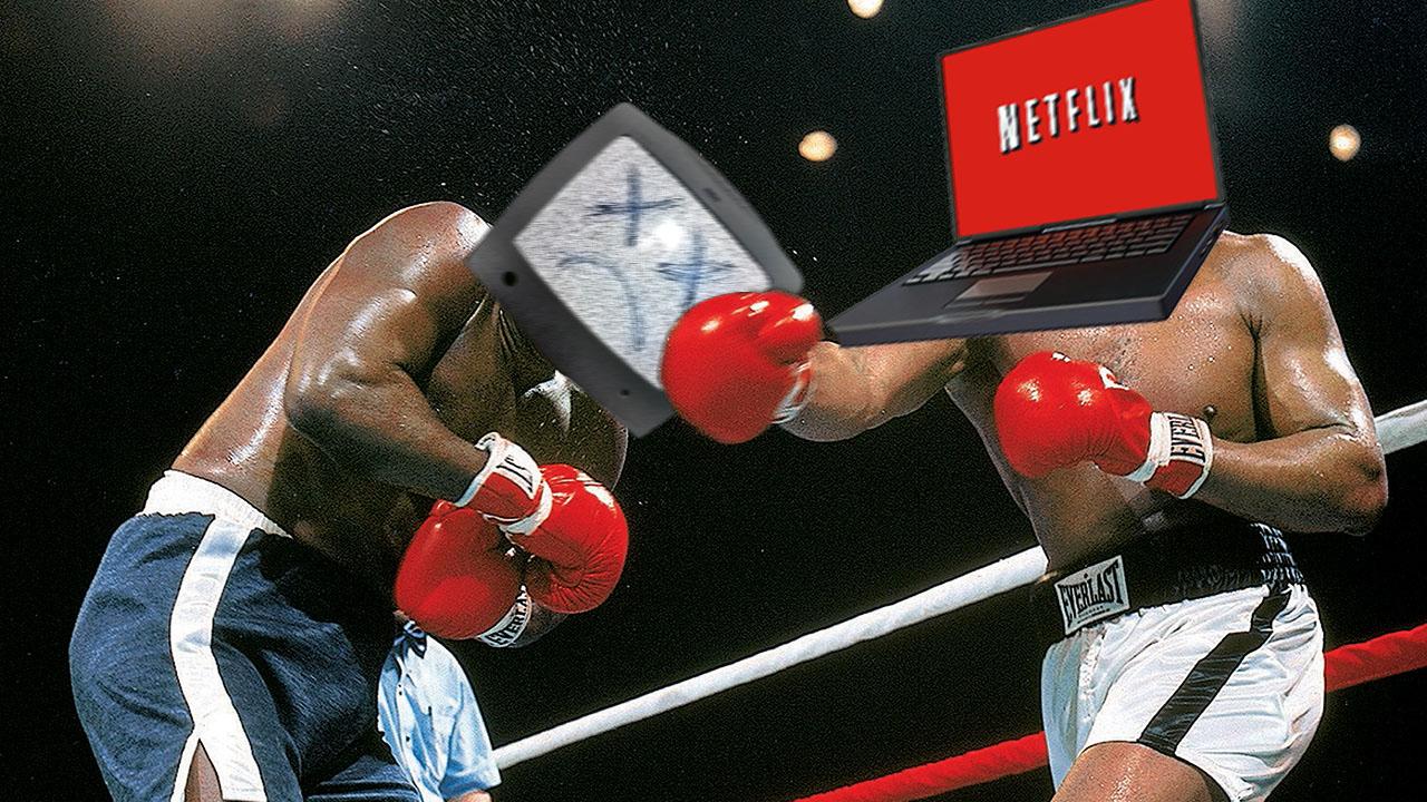Netflix vs TV