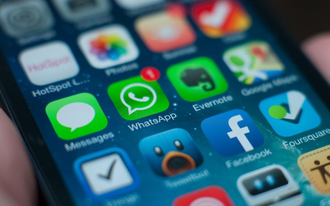 Burlar bloqueio do WhatsApp