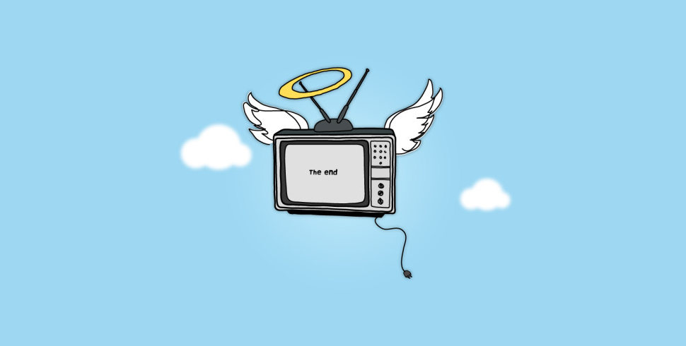 decadência da televisão