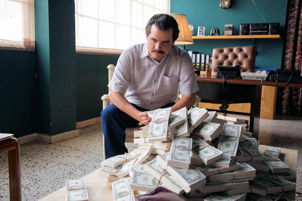 netflix vendeu narcos