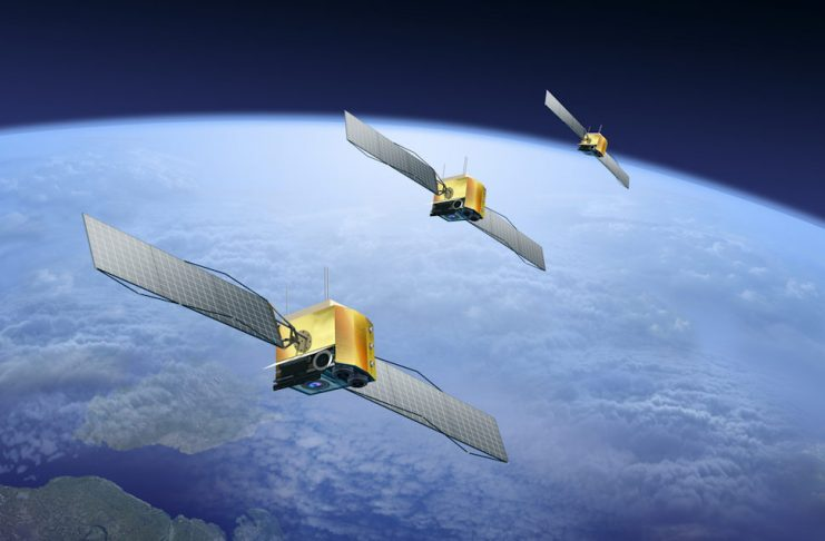 novo satelite propulsao eletrica