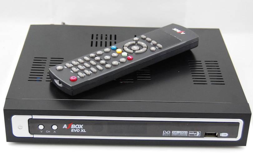 antigo azbox evo xl pirataria claro tv