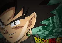 dragon ball super saga black goku