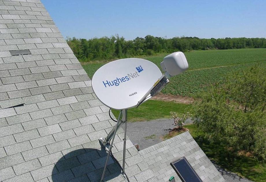 hughes antena e equipamento