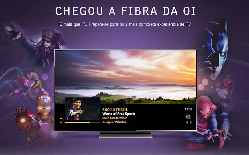 novos canais hd oi tv fibra