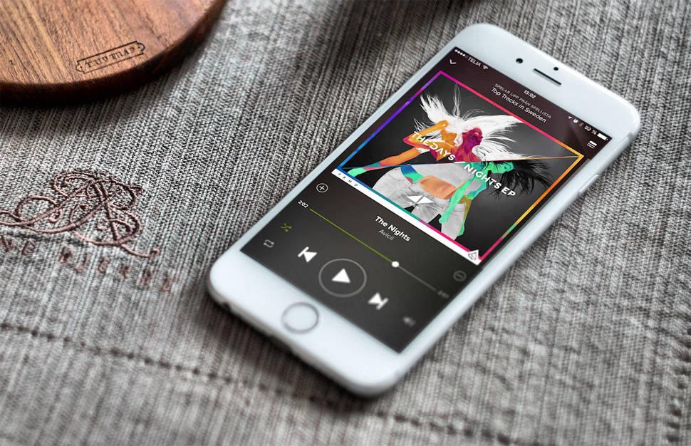 spotify premium gratis download iphone