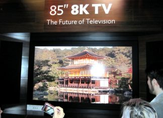 televisão 8k brasil olimpiadas