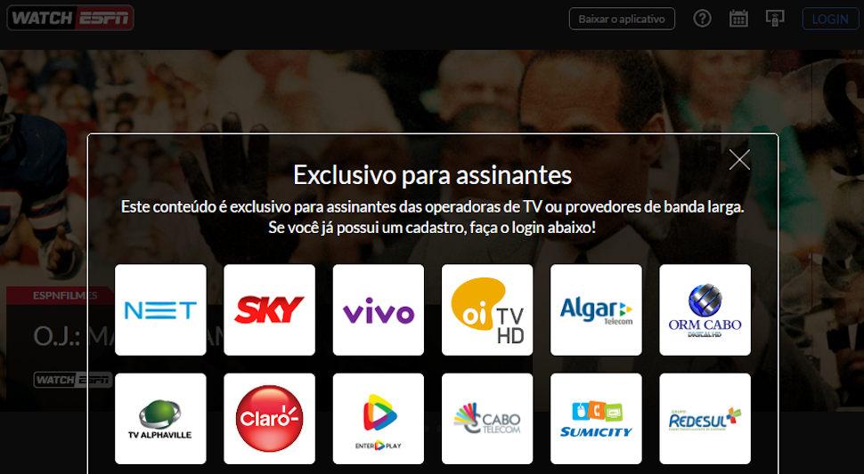 watch espn claro tv