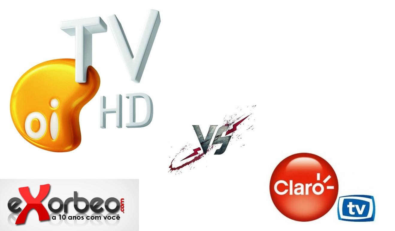 OI TV ou claro TV