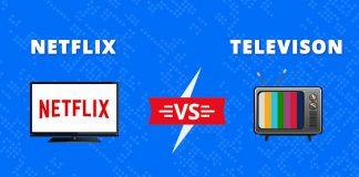 netflix ou tv por assinatura