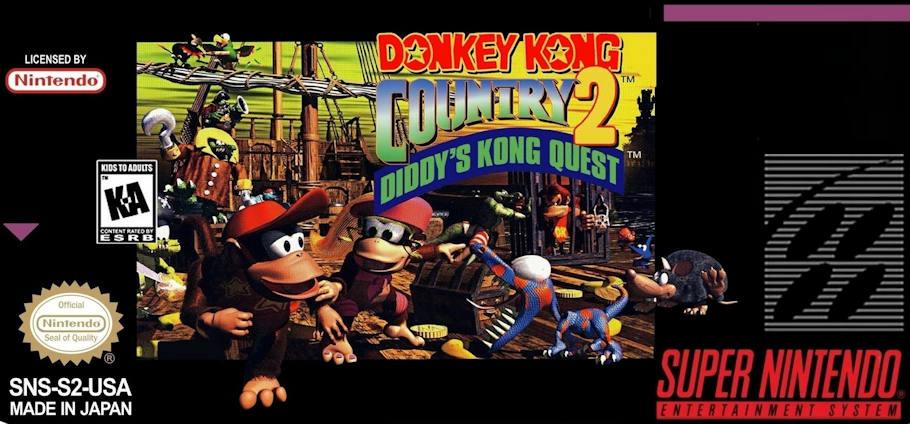 donkey-kong-country-2-melhores-jogos-snes