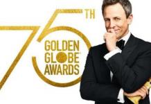 Ganhadores Globo de ouro 2018