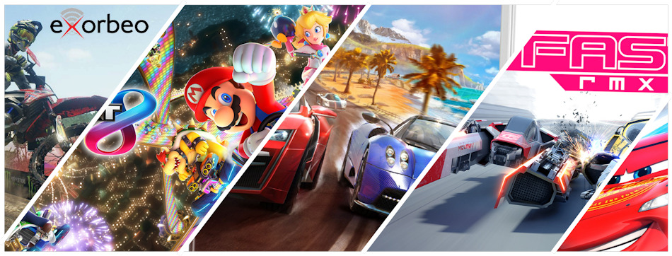 melhores jogos de corrida do Switch