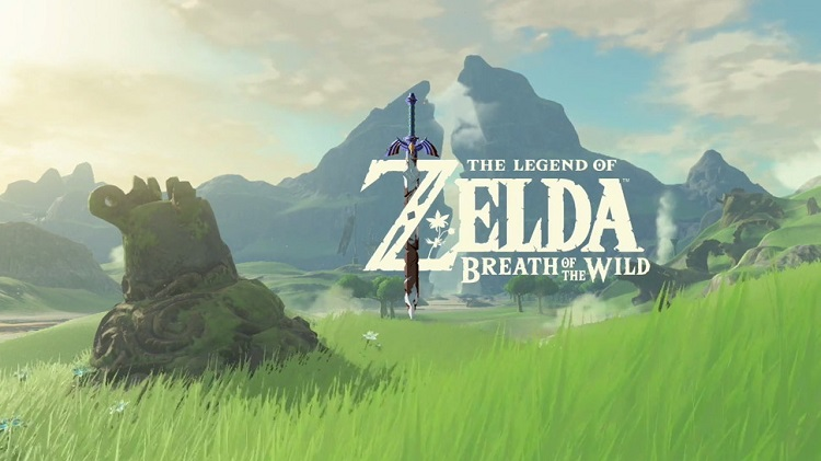 zelda breath of the wild menor preço